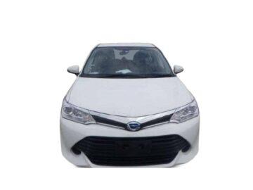 Toyota Axio 2015 (White)
